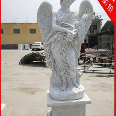 石雕四季神雕像汉白玉仕女西方女性人物欧式酒店装饰摆件定制多红石业
