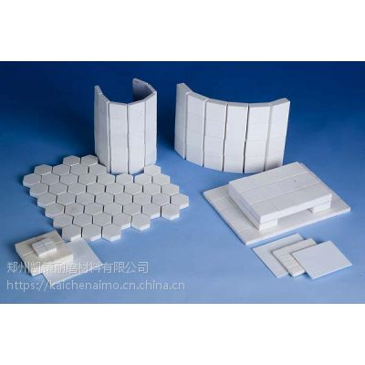 50*50氧化铝耐磨陶瓷