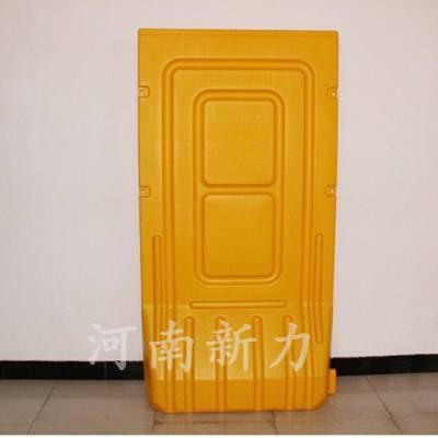 郑州地区直供 供应注水高围栏水马 市政围栏施工围挡 防撞隔离墩 河南新力
