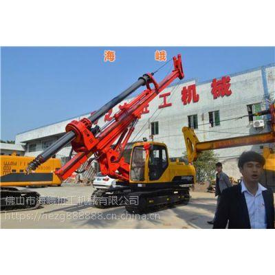 赣州打桩机|海峨桩工机械(图)|高楼打桩机
