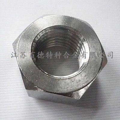 江苏百德双相不锈钢2205螺母F51紧固件