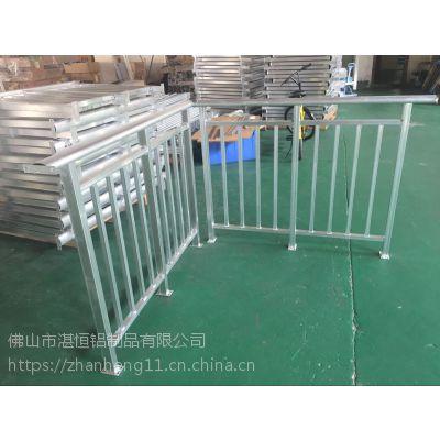 2018年全铝焊接式阳台护栏加工