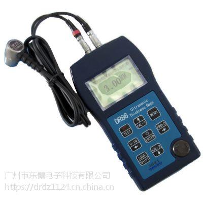 东如超声波测厚仪性价比、(非)金属壁厚检测仪、DR86高精度数显测厚仪
