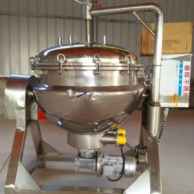 商用大型不锈钢卤煮锅 肉制品卤煮锅 鸭脖卤煮设备