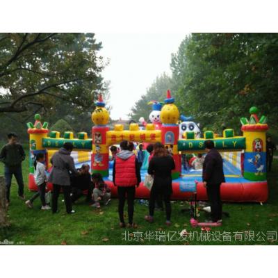 暑假儿童充气城堡出租旋转木马租赁泡沫机出租136 01245598