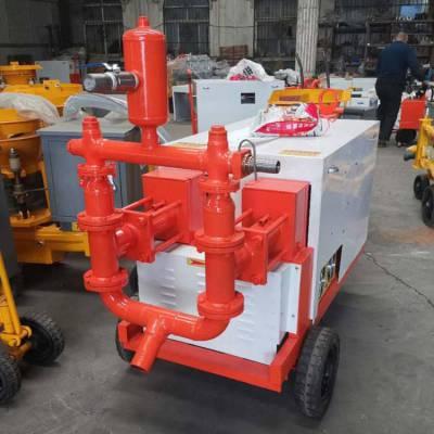 中国山西太原月底促销建筑隧道双液式注浆机