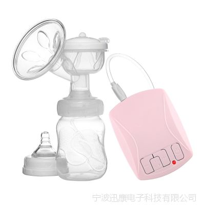 ELECTRIC BREAST PUMP 电动吸奶器 中性英文包装 跨境专供 吸乳器