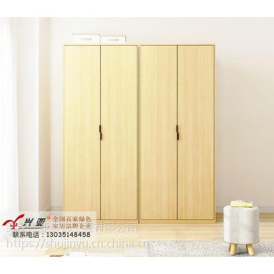 兴亚实木定制:武汉橡木衣柜定制怎么样