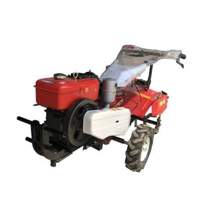 润众 种植蔬菜开沟培土机型号 柴油大马力开沟培土机