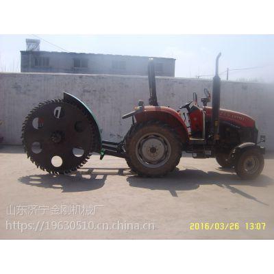 开沟机 拖拉机改开沟机 ,自来水管道开沟机,用于路沿石,电缆线