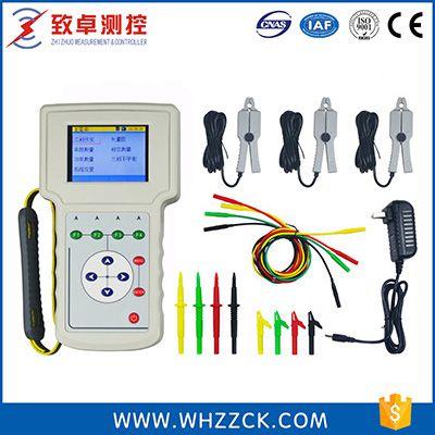 致卓测控ZC-610C三相相位伏安表