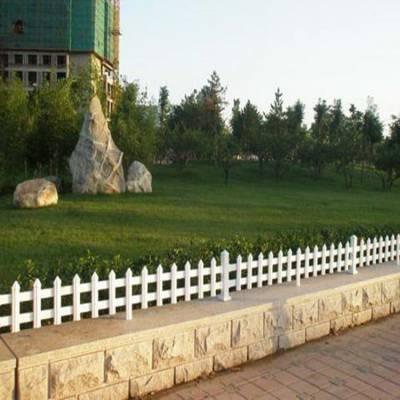 周口项城绿化围栏栅栏草坪护栏》草坪栏杆厂美丽新农村