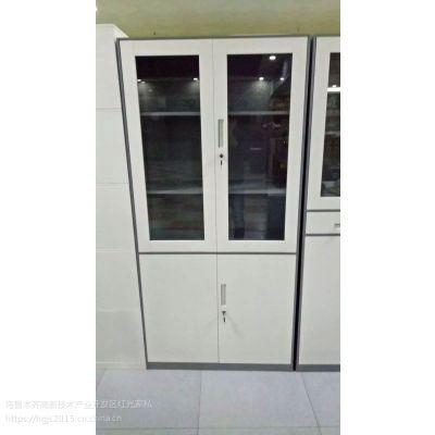 新疆科美捷文件柜厂家 供应乌鲁木齐簿边钢制文件柜