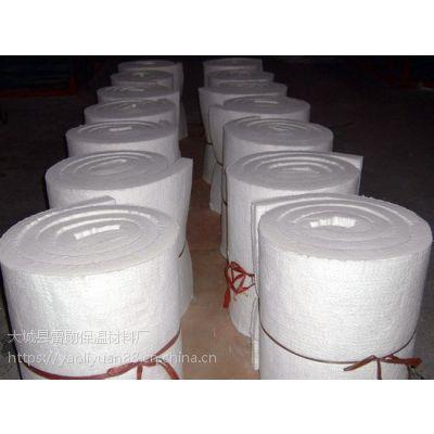 供应北京硅酸铝针刺毯 耐高温防火硅酸铝 规格齐全