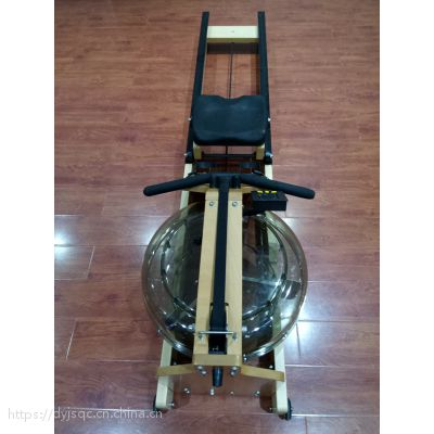 厂价直销水阻划船器 划船机 家用商用均可 阻力可调节 健身 室内室外超静音液阻划桨机