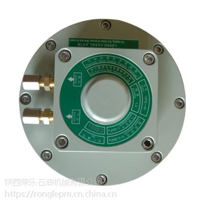 YPQ-40气动抗震压力变送器