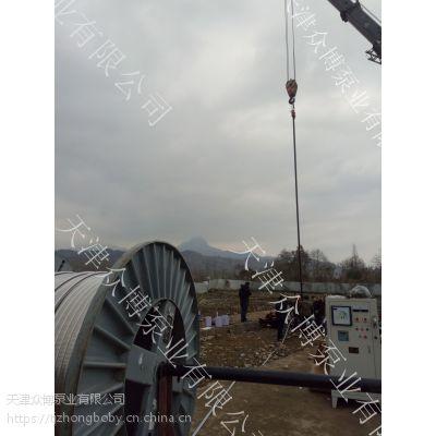 热水深井泵,QJR大流量热水潜水泵,耐高温高扬程深井泵