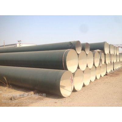 河南信阳市pe防腐钢管-加强级3pe防腐钢管GB/T 29047-2012标准