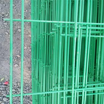 铁路护栏网 双边丝护栏网 桥梁防护网