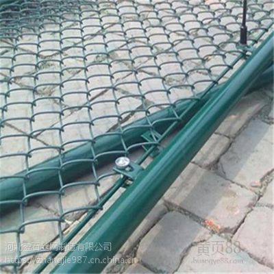 体育场围栏 篮球场围栏 【勾花网围栏】