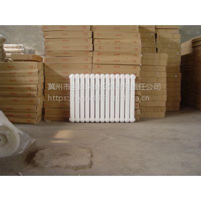 国标钢二柱散热器厂家直销高品质