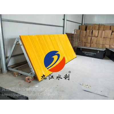 防洪子堤插接式防汛挡水墙生产厂家