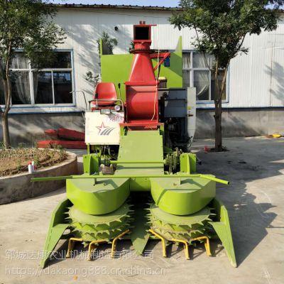 农用玉米秸秆粉碎青储机收割机大全