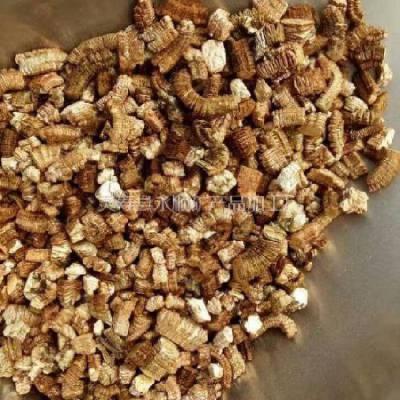 湖北膨胀蛭石生产厂家 永顺保温蛭石 黄色 白色 1-3 2-4 3-6毫米