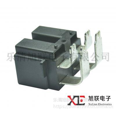 供应汽车连接器DJ7042A-9.5-10AW国产4芯汽车接插件