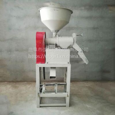 家用小型水稻脱皮机 噪音小干净率高碾米机 佳鑫牌燕麦去皮机