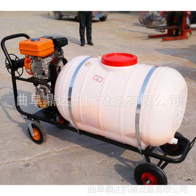 农用喷雾打药车 园林果树高压打药机 手推式汽油打药车