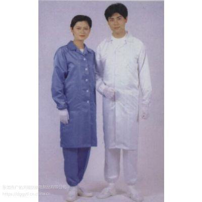 防静电工作服用纯棉面料能代替涤纶面料吗
