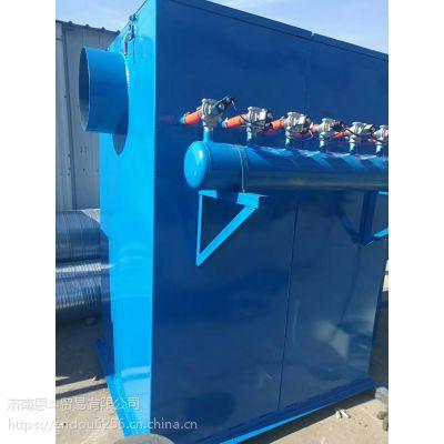 供应ED-64型中央烟尘净化一体机工业车间整体除尘系统脉冲除尘器风量