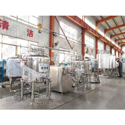 中小型巴氏奶生产机器 巴氏奶加工设备