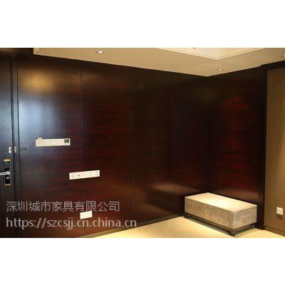 酒店固装家具的木门变形具体有哪些解决方案?