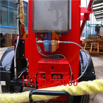 路面裂缝修补法 灌缝机用的料 裂缝填补设备