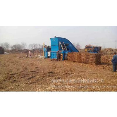 天津秸秆打包机厂家,天津哪个厂家秸秆打包机做的好-华龙更专业