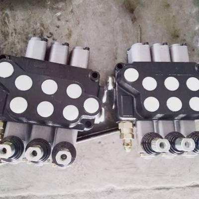 改装挖掘机破碎锤 拖拉机加装液压多路阀分配器Y20-L20F-OW.2SV