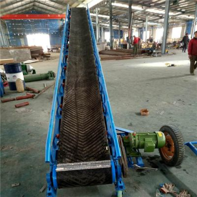 料场多层橡胶输送机 兴亚油菜籽用皮带输送机生产