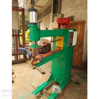 直缝滚焊机生产缝焊机的工厂