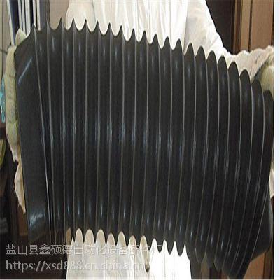 圆筒式橡胶丝杠、光杠、工具磨床护罩 厂家批发零售