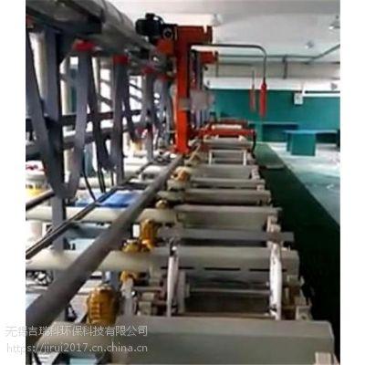 吉瑞科环保科技公司_全自动挂镀生产线公司