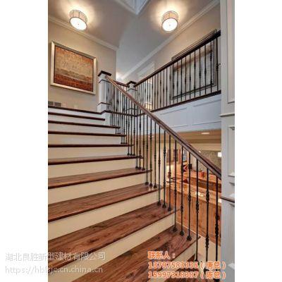 良胜新型建材(图),简约楼梯扶手,老河口楼梯扶手