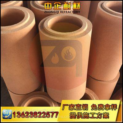 钢厂铸造厂专用流钢砖,河南中企直销耐火砖,浇注料,保温砖,可定制异型砖