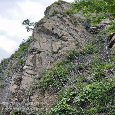 山坡防护网_公路山坡防护网厂家_山体护坡网