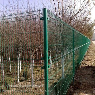 包塑铁丝网围栏价格 场地隔离网 果树果园围栏网