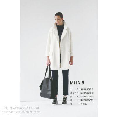 弥汐大牌设计师原创品牌女装 一线潮流 正品货源折扣女装走份批发