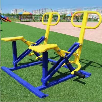 四川健身单人扭腰器lo小区健身器材质量好