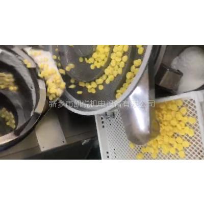 福建糖果机械-凯悦牌糖果去粉机-软糖自动刷粉机