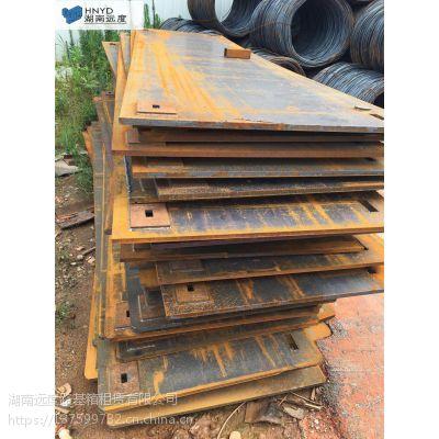 江西钢板丨铺路丨过车丨施压丨5M*1.5M